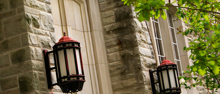 Western University, Graduate Studies - Campus Lights (Douglas Keddy)