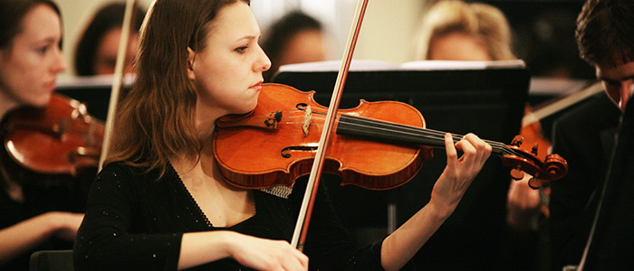 Western University, Graduate Studies - LucyAna Violin Performance